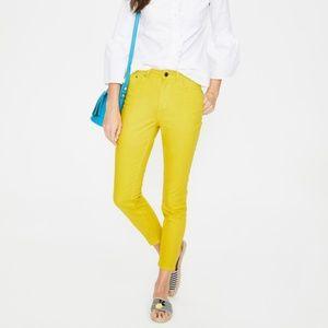 Boden Cropped Soho Skinny Jeans 10 Petite